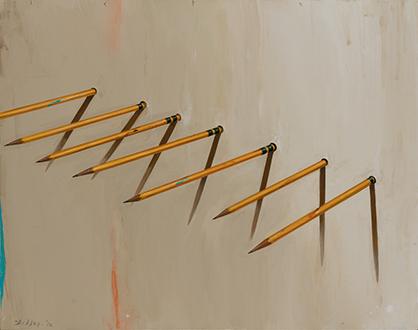 Left Pencil