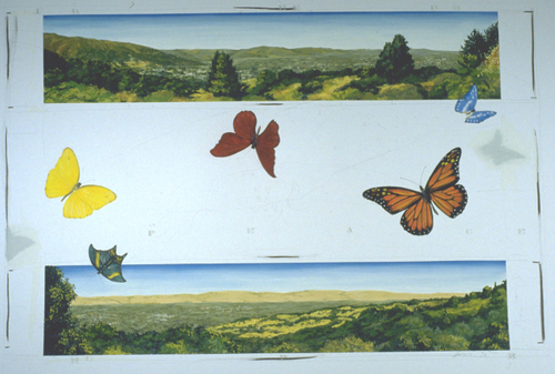 Landbutterfly